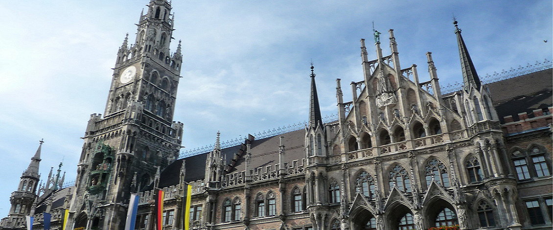What to do in Munich City Tour New Town Hall