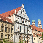 What to do in Munich City Tour St. Michael's Church and Frauenkirch
